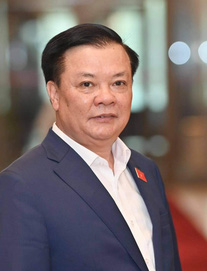 Bộ Chính trị phân công Bộ trưởng Tài chính Đinh Tiến Dũng làm Bí thư Thành ủy Hà Nội