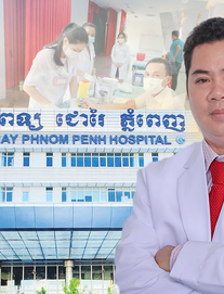 Bác sĩ Chợ Rẫy giữa điểm nóng Phnom Penh: Thấy sợ quá! Đến viện giờ toàn cảnh thương tâm!