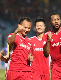 """[TRỰC TIẾP V.League] Hà Nội FC vs Viettel: """"Học trò cưng"""" của thầy Park tung đòn hạ gục CLB Hà Nội"""