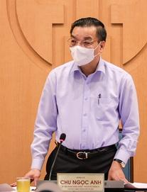 Chủ tịch Hà Nội yêu cầu công an vào cuộc xem xét vụ Giám đốc Hacinco mắc Covid-19 nếu có thêm F0