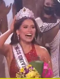 Tự tin trả lời câu hỏi về Covid-19, người đẹp Mexico đăng quang Hoa hậu Hoàn vũ 2020, Khánh Vân dừng chân ở Top 21