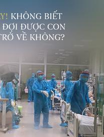 """Chuyện xót xa về người mẹ """"chiến binh ung thư"""" phút cuối không được gặp con là bác sĩ trong """"tâm dịch"""" ở Hà Nội"""