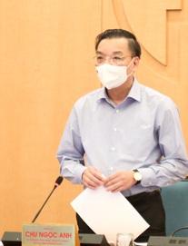 Chủ tịch Hà Nội thông tin mới nhất về ổ dịch Covid-19 ở 2 Bệnh viện tuyến Trung ương