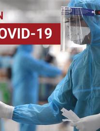 Một nữ hộ lý khoa sơ sinh Bệnh viện Nhi đồng 1 mắc COVID-19; TP.HCM có 9 ca COVID-19 rất nặng; Người phụ nữ la hét đòi đi qua khu vực có rào chắn cách ly