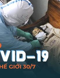 """Cảnh báo sốc về nguy cơ nửa dân số nhiễm Covid-19 ở 1 nước ĐNÁ; Trung Quốc """"thủng phòng tuyến"""", dịch bùng phát lớn nhất 7 tháng qua"""