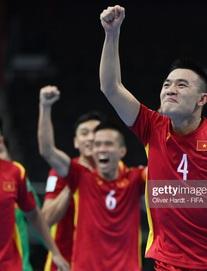 [TRỰC TIẾP Futsal World Cup] Việt Nam vs Nga: Thách thức đương kim á quân thế giới