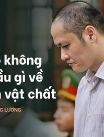 Xử vụ gian lận thi cử ở Hà Giang: HĐXX cách ly bị cáo Vũ Trọng Lương và Nguyễn Thanh Hoài