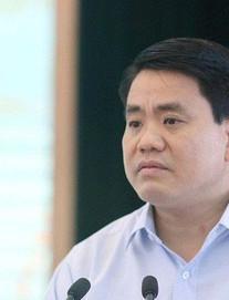 Chủ tịch Hà Nội: Cty nước Sông Đà không có hành động gì ngăn chặn, dầu thải đã chảy vào nước ăn của dân