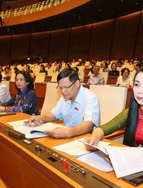 Quốc hội khai mạc kỳ họp thứ 8: Quyết định nhân sự và nhiều vấn đề quan trọng