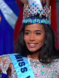 Lương Thùy Linh trượt top 5 gây tiếc nuối, Jamaica đăng quang Hoa hậu Thế giới 2019