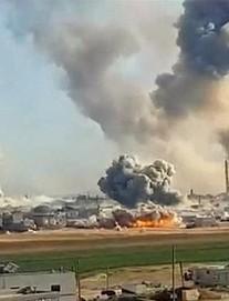 CẬP NHẬT: Quân cảnh Nga bị tấn công dữ dội - Quân đội Syria siết chặt vòng vây, ra đòn kết liễu chiến lược
