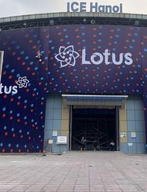 Lộ diện sân khấu ra mắt mạng xã hội Lotus: Hứa hẹn bùng nổ, sáng tạo, quy mô hoành tráng