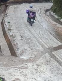 Gần 12.000 căn nhà hư hỏng, tốc mái do mưa đá trong ngày 30, mùng 1 Tết
