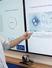 Dùng cách làm khác với truyền thống, công ty Mỹ tuyên bố tìm ra vaccine cho COVID-19 chỉ sau 3 giờ