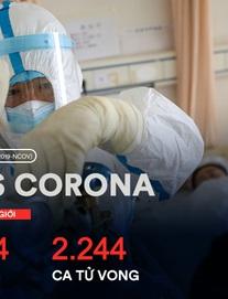 Hàn Quốc có thêm 52 ca nhiễm COVID-19 mới; 544 người ở Daegu có triệu chứng, đang đợi kết quả xét nghiệm