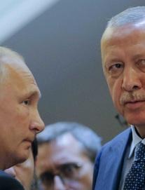 """Điện đàm nóng, ông Erdogan đề nghị TT Putin """"tránh đường"""" ở Idlib, Syria"""