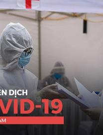 Dịch Covid-19 ngày 1/4: Một người Anh nhiễm Covid-19 sau vài ngày âm tính, TP HCM ra thông báo khẩn yêu cầu tất cả khách đến bar Buddha khai báo y tế
