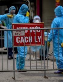 Việt Nam chưa ghi nhận thêm ca mắc Covid-19 sau 24 giờ, 5 bệnh nhân phải thở oxy