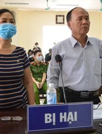 """Bị hại trong vụ án vợ chồng chủ Công ty Lâm Quyết chiếm đoạt tài sản: """"Tôi đã bán nhà, phải đi ở thuê"""""""