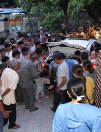 Vụ thi thể công nhân để trong cốp xe con: Lời khai bất ngờ của tài xế