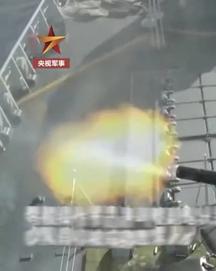 Tàu Mỹ tuần tra gần Hoàng Sa, Trung Quốc tuyên bố tập trận bắn đạn thật