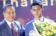 """""""Thần đồng"""" bóng đá Thái Lan đặt mục tiêu khủng trong tương lai"""