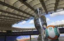 UEFA đưa ra thay đổi đặc biệt ở EURO 2020