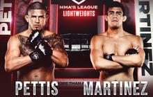 Sức hút của giải MMA Professional Fighters League chưa bao giờ có dấu hiệu hạ nhiệt