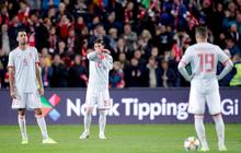 Bàn thua nghiệt ngã khiến chàng thủ quân điển trai Sergio Ramos kém vui trong ngày đi vào lịch sử bóng đá Tây Ban Nha