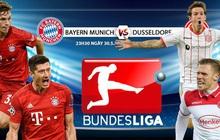 Nhận định Bayern Munich vs Dusseldorf: Vòng 29 Bundesliga 2019/2020