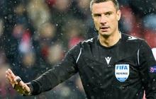Trọng tài cầm còi trận có Liverpool, Man City ở Champions League bị bắt khẩn cấp