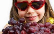 Mách bạn 8 lợi ích sức khỏe tuyệt vời mà quả nho đem lại