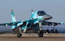 """Nga tiếp tục hiện đại hóa cường kích """"vịt bay"""" Su-34"""