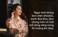 """Nguyễn Ngọc Anh: Không tranh đua danh tiếng và một đẳng cấp """"rất đặc biệt"""""""