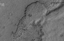 Video: Kỳ lạ dòng dung nham hình con voi trên sao Hỏa