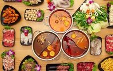 """Hàng buffet lẩu ở Hà Nội tung chiêu: Giảm giá theo độ """"lùn"""" của khách"""