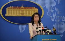 Việt Nam bình luận về Công hàm chung của Đức, Pháp, Anh bác yêu sách của TQ ở Biển Đông