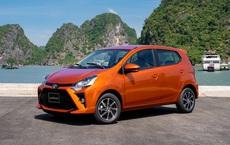 Giá xe ô tô nhập khẩu từ Indonesia thấp kỷ lục
