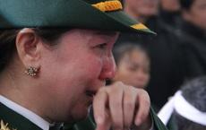 Vụ sạt lở thủy điện Rào Trăng 3: Quê nhà  Nghệ An khóc thương đón 3 liệt sỹ về với đất mẹ