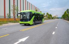 Xe bus điện VinFast: Có wifi miễn phí, màn hình thông tin giải trí, USB sạc điện...