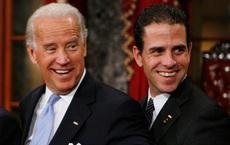"""Ông Trump đòi điều tra con trai ông Biden: Một giao dịch với Trung Quốc thành """"đòn chí mạng"""" trước bầu cử?"""