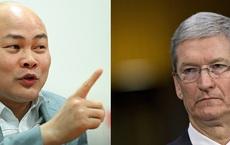 CEO BKAV Nguyễn Tử Quảng nhắn nhủ 'đồng nghiệp' Tim Cook: Hãy thay thế cổng Lightning trên iPhone bằng USB-C