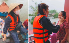 Chủ tịch Hội Chữ Thập đỏ Việt Nam: Ca sĩ Thủy Tiên kêu gọi cứu trợ không vi phạm luật