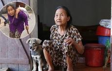 Gặp cụ bà lưng còng 'cõng' bao quần áo, mì tôm ủng hộ người dân miền Trung: 'Hơn 200.000 đồng/tháng tôi ăn tiêu xả láng, giúp được phần nào hay phần đó'