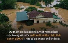 Ông Lê Thanh Hải: Đã đến lúc người Việt cần học về BĐKH như học tiếng Việt, Toán hay ngoại ngữ