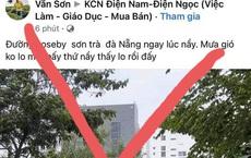 Công an điều tra người tung tin Đà Nẵng có ca mắc Covid-19 mới trong cộng đồng