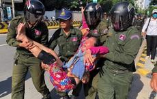 """Campuchia: Biểu tình phản đối """"căn cứ Trung Quốc"""""""