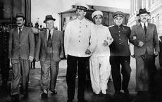 Các nhà Lãnh đạo Liên Xô được bảo vệ như thế nào?