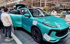 """Ô tô Trung Quốc sắp về Việt Nam: Dáng siêu xe nhưng giá rẻ, liệu có """"hot"""" như đồng hương Beijing X7?"""