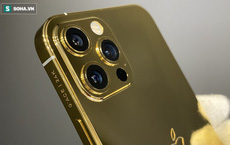 Tiết lộ của người đàn ông đầu tiên mạ vàng iPhone 12 Pro, giá 106 triệu đồng